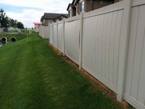 Is all vinyl fencing the same?
