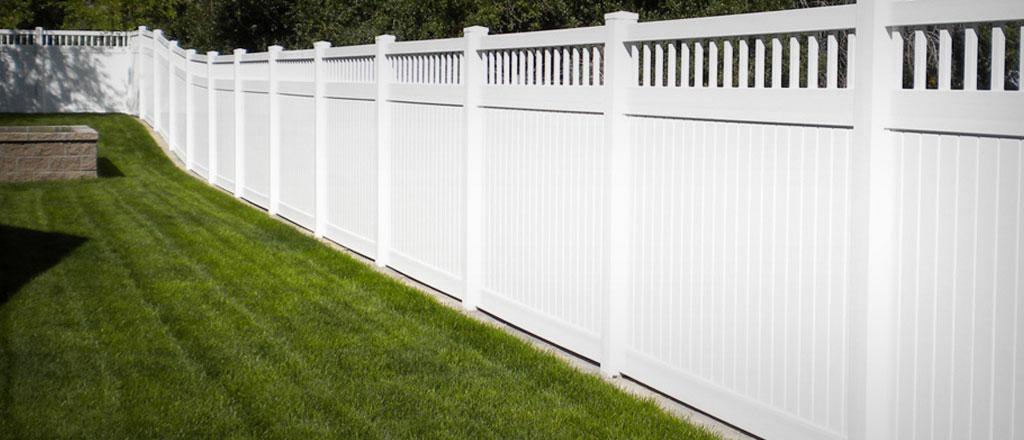 A Fence Utah Fencing Contractor Vinyl Fence Cedar