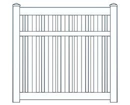 Burbank Fence