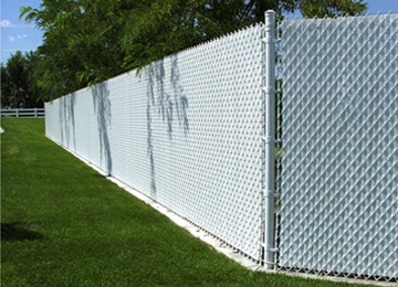Service: Chain Link Fencing