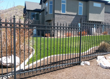 Service: Ornamental Fencing