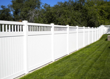 A Fence Utah Vinyl Fencing Sales And Installation Salt